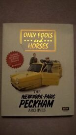 Only Fools and Horses 'The Peckham Archives' Book