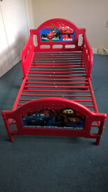 """+++TODDLER""""S BED CARS 2-VGC+++"""