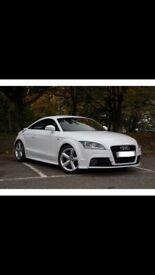 Audi TT S-line 2011 Low mileage