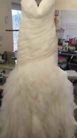Brand new Mori lee wedding dress
