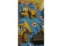 JCB / Digger Bedding & Furniture