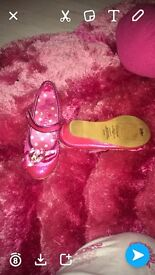 Brand new size 7/8 girls shoes