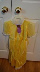 Disney Store Belle Costume - Size 4-6