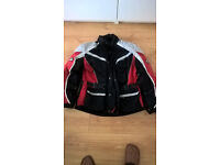 rst motorcycle jacket textile