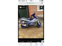 Gilera runner 180 reg as 125 if you collect today 1450