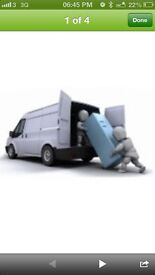 Man and van service removals and delivery service available on short notice for Uk (nationwide)