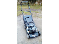 Petrol Mountfield self propelled lawnmower