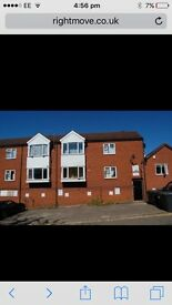 Daventry town centre, one bedroom flat available