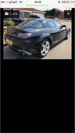 Mazda rx8 07 plate immaculate condition
