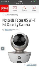 Motorola wifi camera