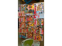 ZOO Magazines x 24 NUTS Magazine x 21 FHM MAXIM EMPIRE 2003-08 RARE COLLECTABLES