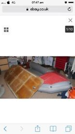 Inflatable Avon Dinghy Boat Rib