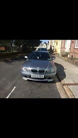 2003 BMW 325 ci auto