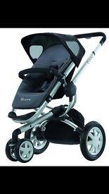 Quinny Buzz 3 Travel System *£110*