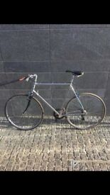 Vintage road bike (large)