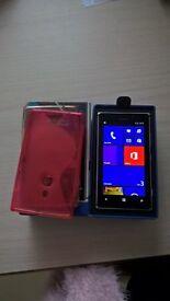 Nokia 925 on O2 network.