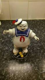 Ghost buster marshmallow man