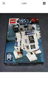 Lego Stars Wars Large R2-D2 Set - 10225 New Sealed Rare Xmas Gift