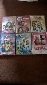 Bratz DVDS