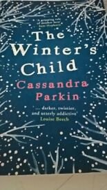 The Winter's Child By Cassandra Parkin Paperback VGC