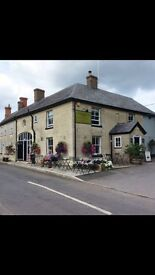 Full time chef wanted at The Fiddleford Inn