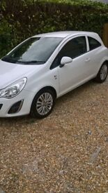 Selling for a friend vauxhall Corsa 1.4