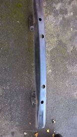 VW T5 rear bumper reinforcing bar.