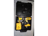 Dewalt 18V Cordless Combi Drill with accessories, Ashford,Kent