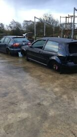 Cars for breaking (vw,seat,toyota,renault,peugeot)