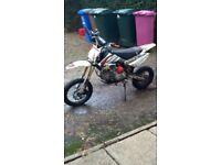 160cc demon pit bike