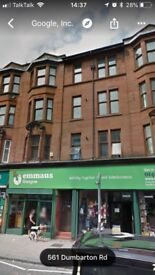 3APT in partick mutual exchange for 4 APT in glasgow