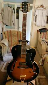 Tanglewood guitar