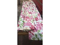 excellent custom made floral curtains