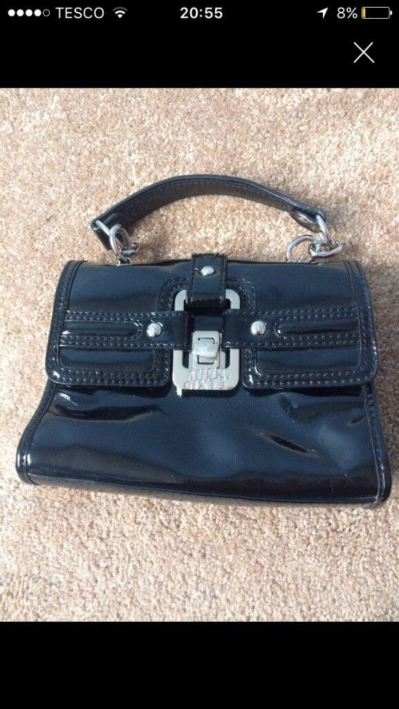 Miss Sixty Patent Leather bag