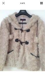 new look jacket size 8 jacket new