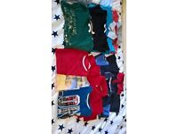 kid's tops and trousers, size 5-6