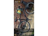 Carera practically brand new everything works , disc brakes