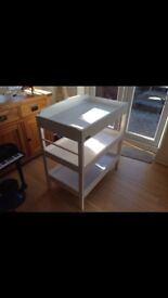 Baby changing station excellent condition smoke and pet free home bargain