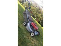 Wanted Honda lawnmower/mower