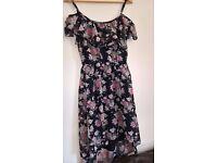 Lovely summer dress, new,sz 12