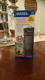 Marina i25 filter machine for fish tank