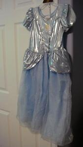 Disney Store Cinderella costume - size 7-8