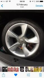 astra gtc 19 inch alloy