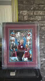 West Ham Framed Photo