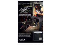 Slash Marshall SL5 amplifier