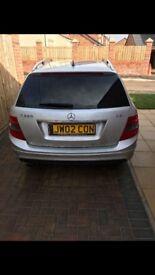 Mercedes c220 sport Cdi A