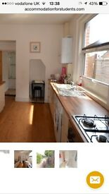 Big double room in shared house / great location/ all inc bills/ clean/ 2 Bathrooms/living room