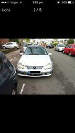 Mercedes c220 cdi auto panoramic