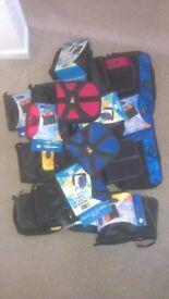 CD DVD BLU RAY cases