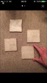 Kitchen tiles 10cm x 10cm
